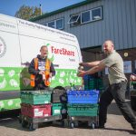 FareShare and Brighton Permaculture Trust