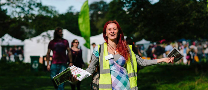 Volunteer at Apple Day Brighton