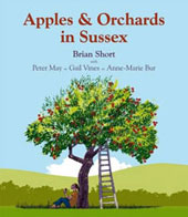 Apples and Orchards in Sussex book