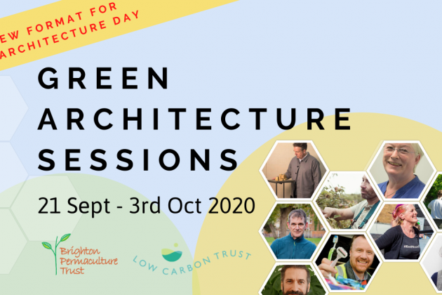 A New Format For Green Architecture Day 2020