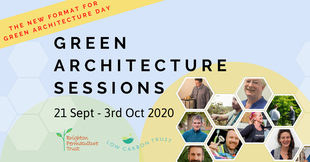 Green Architecture Sessions 2020