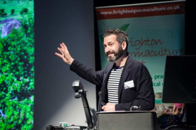Oliver Heath at Green Architecture Day 2019