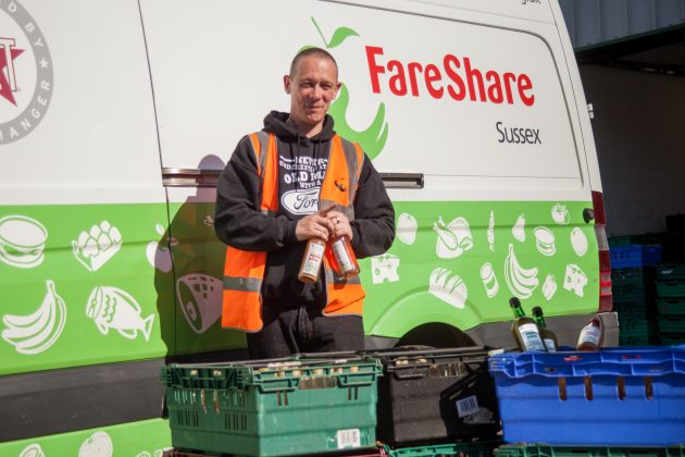 FareShare with Apple Juice