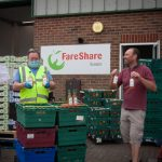 FareShare Final Drop Off