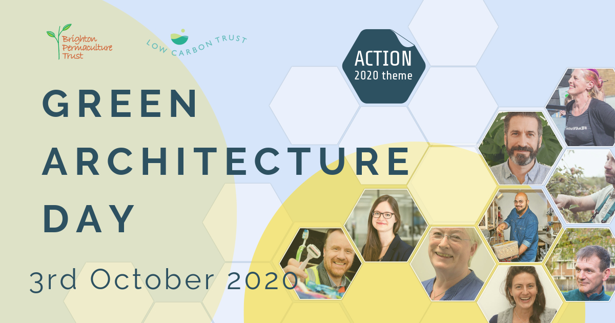 Green Architecture Day 3 Oct 20