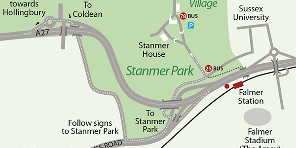 stanmer-map