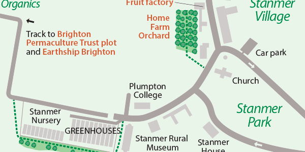 stanmer-park-map